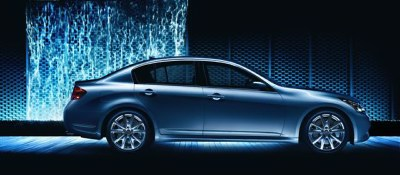 The 2009 Infiniti G37 would be recommended to friends by 95% of new owners.