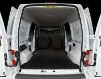 2010 Ford Transit Connect cargo van.
