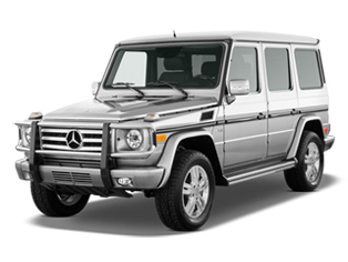The 2009 Meercedes Benz G-Class is the most expensive SUV to insure in the US.
