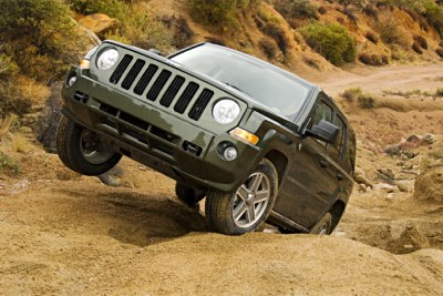 2009 Jeep Patriot.