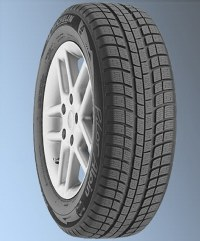 Michelin Pilot Alpine winter tires for 2009.