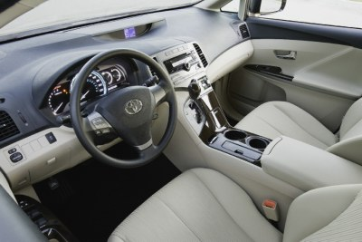 Toyota recommends that Venza drivers take out any genuine Toyota drivers' side all-weather floor mat in their vehicle.