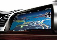 The 2010 Lincoln MKS navigation system is top-ranked.