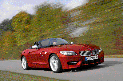 The BMW Z4 sDrive35is will be at the 2010 Detroit Auto Show (NAIS).