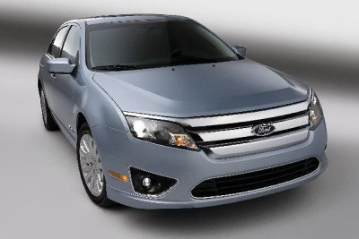 2010 Ford Fusion Hybrid is the North American Car of the Year for 2010.