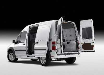 2010 Ford Transit Connect is the North American Truck of the Year for 2010.