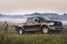 2011 Ram Outdoorsman pickup truck. Photo Courtesy Chrysler Group LLC.