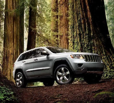 2011 Jeep Grand Cherokee. Photo: Chrysler LLC