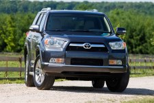 2010 Toyota 4Runner SUV. Photo: Toyota Corp.