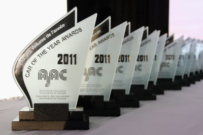 AJAC TestFest Awards for 2011.