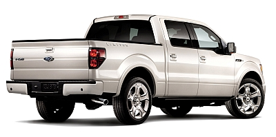 2011 Ford 150 Power Play