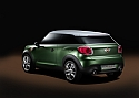 MINI Paceman Concept Vehicle