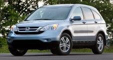 2011 Honda CRV EXL. Interestingly, Honda doesn't put model badges on its CR-Vs, so from the outside you can't really tell a top-of-the line EXL from a base LX. Nice, if you bought the cheap one!