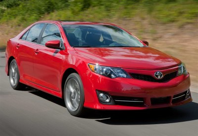 The much-improved cabin in the 2012 Toyota Camry stands out against the previous model's, but does it come out on top against the category's best newcomers?