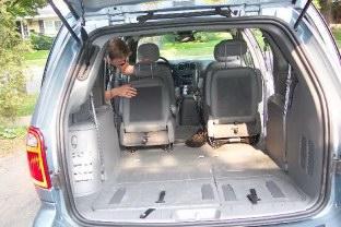 2005 Dodge Grand Caravan Sxt Road Trip