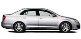 2006 Volkswagen Jetta is teh best safety performer amond midsize inexpensive cars, says the Insurance Institute for Highway Safety (IIHS).