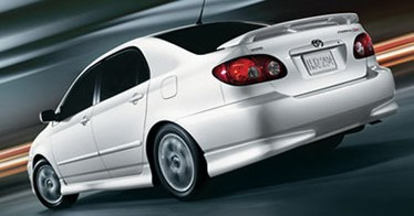 2006 Toyota Corolla is rated a best pick by the Insurance Institute for Highway Safety (IIHS).