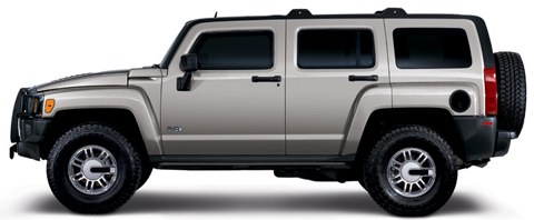 2006 Hummer H3 from GM Canada
