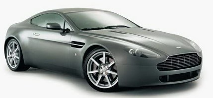 The Aston Martin V8 Vantage was one of the many Canadian premiers at the Toronto Auto Show.