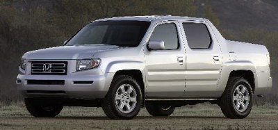 2006 Honda Ridgeline is the Canadian Truck of the Year.