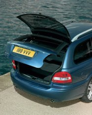 Jaguar X-Type SportWagon adds a practical side to a luxury ride.