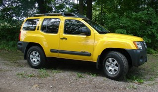 2006 Nissan Xterra. Photo by Bill Roebuck.
