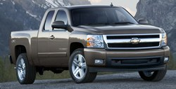 Chevrolet Silverado is the 2007 North American Truck of the Year.