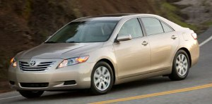 2007 Toyota Camry Hybrid is the Canadian Car of the Year for 2007.
