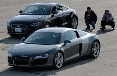 Audi R8? What does everyone think? - Page 5 - Supercar