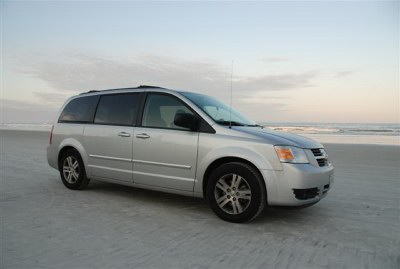 2008 Dodge Grand Caravan SXT. Photo (c) Bill Roebuck.