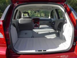 2007 Dodge Caliber SXT Has Plenty Of Storage Space. Event The Front  Passenger Seat Folds