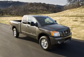 2008 Nissan Titan King Cab. Photo courtesy Nissan Canada.
