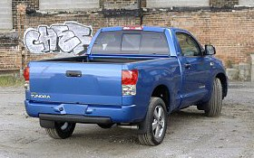 2008 Toyota Tundra with Sport Appearance Package. Photo courtesy Toyota Canada.
