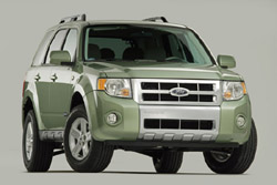 2008 Ford Escape Hybrid.