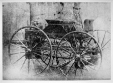 Henry Seth Taylor steam engine is Canada's oldest car, built in 1867.
