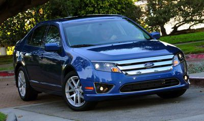 2010 Ford Fusion.