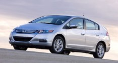 2010 Honda Insight EX.